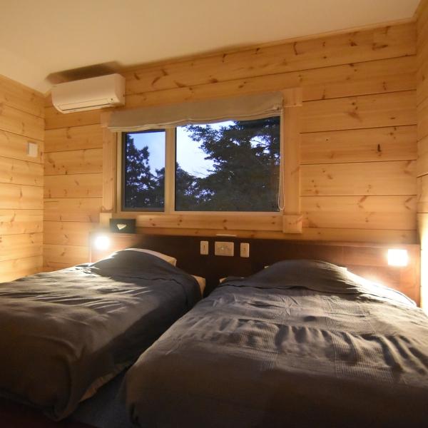 KUMPULA 寝室